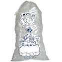 10 lb  inCRYSTAL ICE in Icebags Drawstring