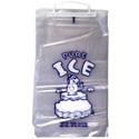 10 lb Plastic Wicket Ice Bags  inPURE ICE in