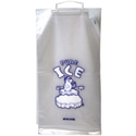 20 lb Plastic Wicket Ice Bags  inPURE ICE in