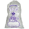 8 lb  inPURE ICE in Icebags with Drawstring