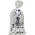 8 lb Ice Bags  inCRYSTAL ICE