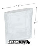 11 in x 14 in 1 Mil Poly Bags
