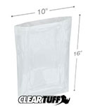 10 in x 16 in 1.25 Mil Poly Bags