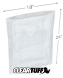18 in x 24 in 1.25 Mil Poly Bags