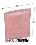 8 in x 10 in 2 Mil Anti-static Poly Bags