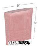 9 in x 12 in 2 Mil Anti-static Poly Bags