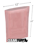 12 in x 18 in 4 Mil Anti-static Poly Bags