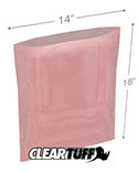 14 in x 18 in 4 Mil Anti-static Poly Bags