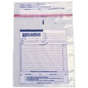 10 in x 13 in 3 Mil Patient Belonging Bags Patient Valuables Envelope