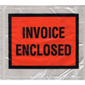 4.5x5.5 Invoice Enclosed Full Face Back Load