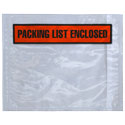 4.5 inch x 5.5 inch Packing List Enclosed Envelope