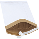 7.25 in x 12 in White Padded Mailers