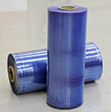 20 in x 4500' Stretch Film - Multimetal Blue
