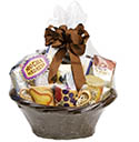 24 x 24 FDA Compliant Shrink Gift Basket Bags