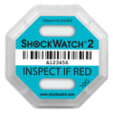 ShockWatch 2 - 10G Label