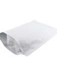 5 lb Stand Up Pouch Matte White MBOPP/PET/ALU/LLDPE