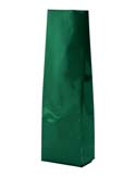 16 oz Side Gusset Bags  Green PET / ALU / LLDPE