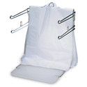 T-Shirt Bags on Dispenser
