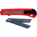 8 Point Plastic Snap Knife