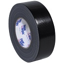 2 in x 60 yds Black Duct Tape