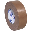 2 in x 60 yds Brown Duct Tape