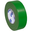2 in x 60 yds Green Duct Tape