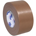 3 in x 60 yds Brown Duct Tape