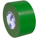 3 in x 60 yds Green Duct Tape