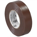 3/4 in x 20 yds Electrical Tape - Brown