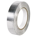 1 in x 60 yds 5 Mil Aluminum Foil Tape