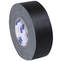 2 in x 60 yds Black Gaffers Tape