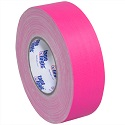 2 in x 50 yds Fl Pink Gaffers Tape