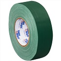 2 in x 60 yds Green Gaffers Tape