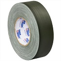 2 in x 60 yds Olive Gaffers Tape