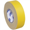 2 in x 60 yds Yellow Gaffers Tape