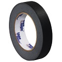 1 in x 60 yds 4.9 Mil Black Masking Tape