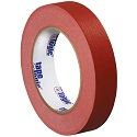 1 in x 60 yds 4.9 Mil Red Masking Tape