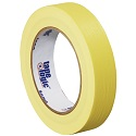 1 in x 60 yds 4.9 Mil Yellow Masking Tape
