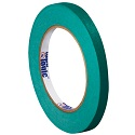 1/4 in x 60 yds 4.9 Mil Dark Green Masking Tape