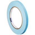 1/4 in x 60 yds 4.9 Mil Light Blue Masking Tape