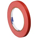 1/4 in x 60 yds 4.9 Mil Red Masking Tape
