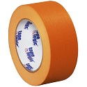 2 in x 60 yds 4.9 Mil Orange Masking Tape