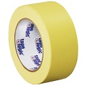2 in x 60 yds 4.9 Mil Yellow Masking Tape