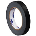 3/4 in x 60 yds 4.9 Mil Black Masking Tape