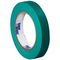 3/4 in x 60 yds 4.9 Mil Dark Green Masking Tape