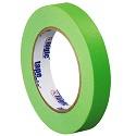 3/4 in x 60 yds 4.9 Mil Light Green Masking Tape