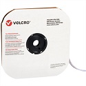 3/4 in x 75' White Velcro Tape Strips - Loop