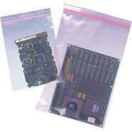 4x8 4Mil Minigrip Reclosable Anti Static Bags