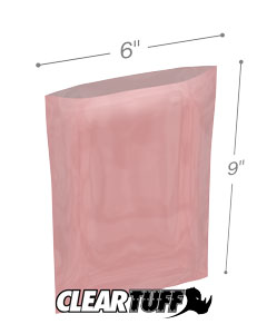 6x9 4mil Antistatic Poly Bags