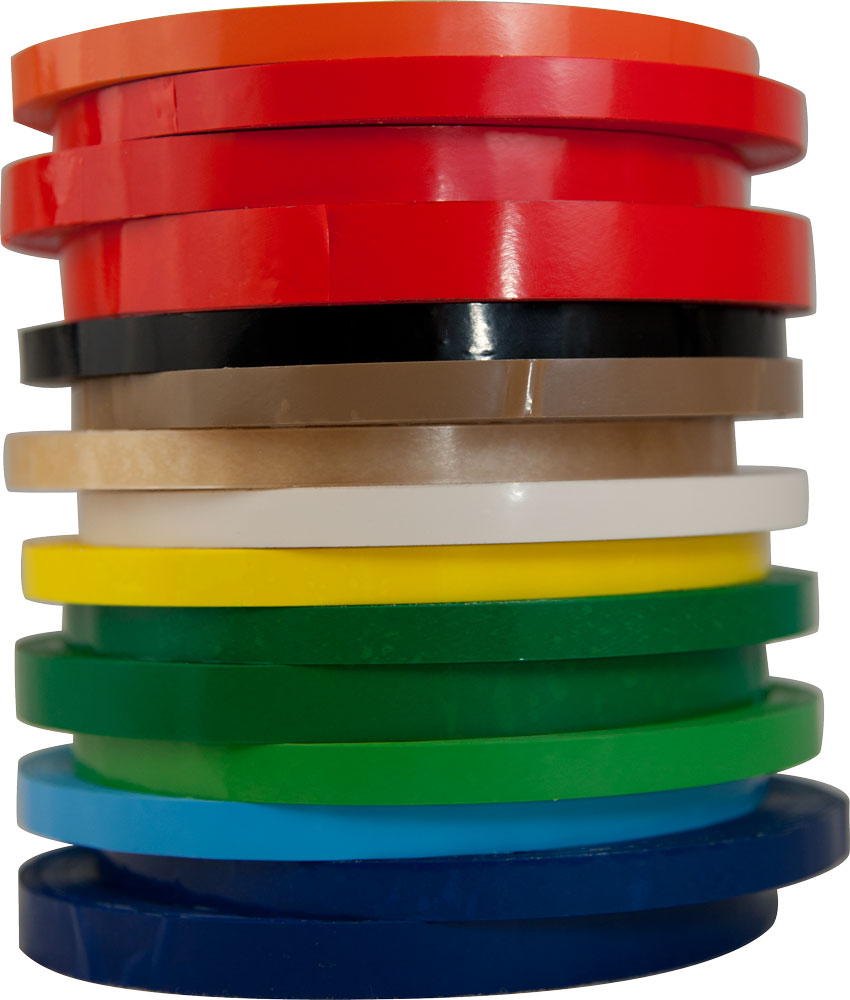 Plastic bag tape sealer - Bag Tape